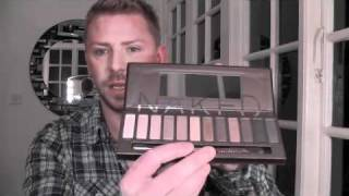 Urban Decay NAKED eyeshadow palette (FINALLY - A PRODUCT WORTH THE HYPE!!!!)