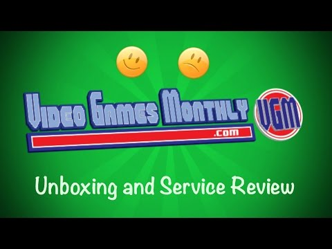 Video Games Monthly Review