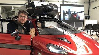 Seidlers Selbstversuch: Das fliegende Auto