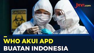 Dokter Reisa: Hazmat Buatan Indonesia di Akui Lebih Baik - JPNN.com