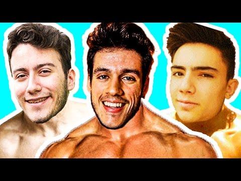 Türkiyenin En Yakışıklı 10 Youtuberı