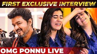 Sarkar – OMG Ponnu Will Be A Surprise! | Singer Jonita Gandhi Reveals