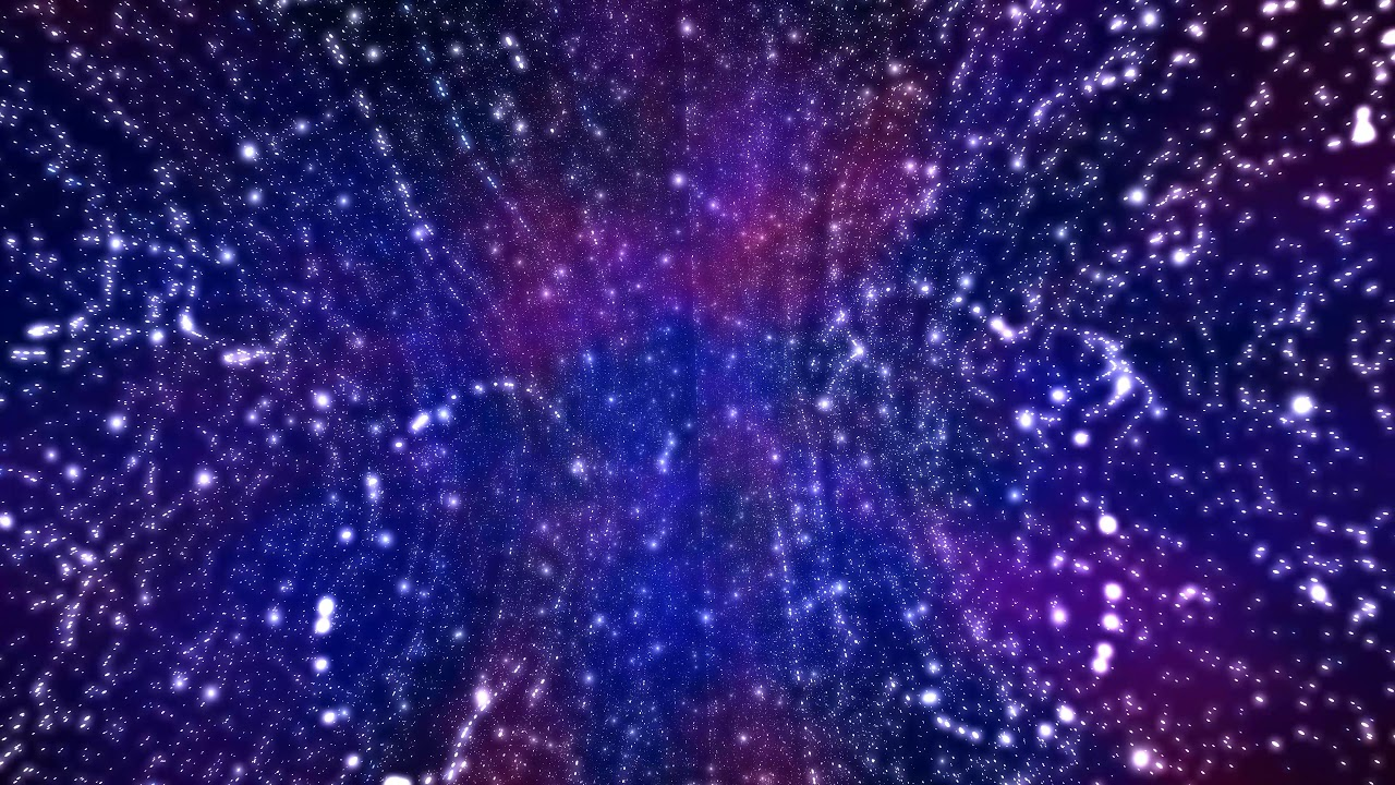 Purple Blue Galaxy 4k Animated Wallpaper Aavfx Relaxing Background