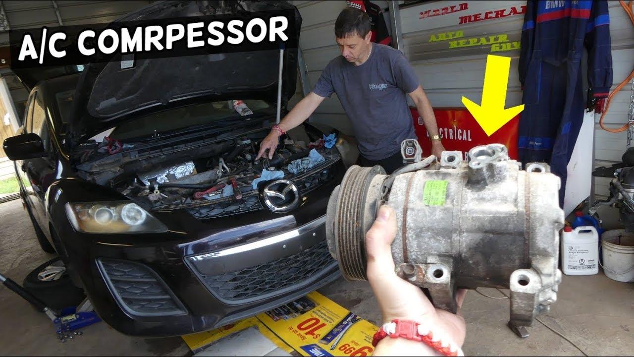 A//C AC Condenser for 2007 Mazda 3 Mazdaspeed 2.3L GAS