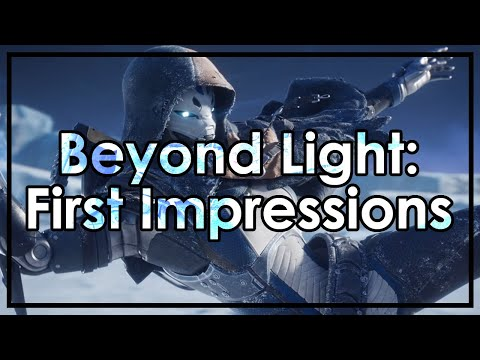 Datto's First Impressions of Destiny 2: Beyond Light