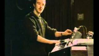 Midge Ure Ultravox - Minimoog & PPG Wave interview 1983
