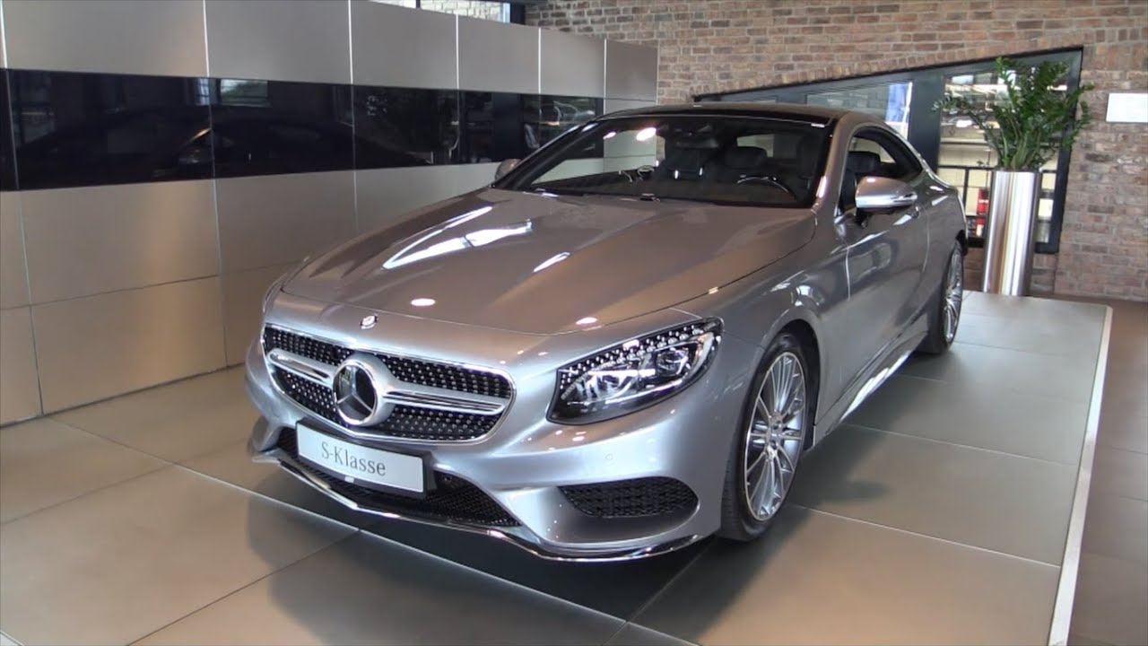 mercedes benz s class coupe 2015 in depth review interior. Black Bedroom Furniture Sets. Home Design Ideas