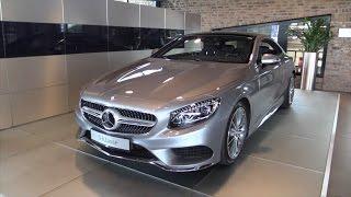 Mercedes-Benz S-Class Coupe 2015 Videos