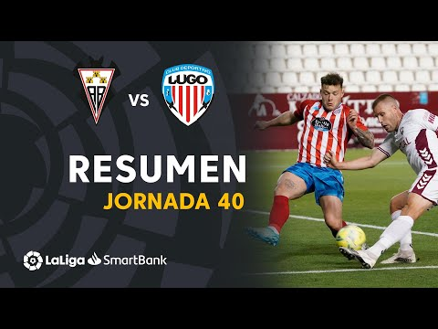 Albacete Lugo Goals And Highlights
