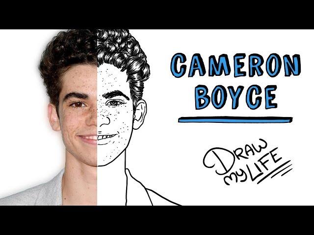 CAMERON BOYCE | Draw My Life