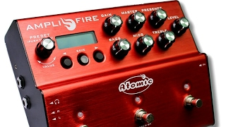 Atomic Amplifire with Celestion IR - 'Vacuous Truth' by Jason Sadites