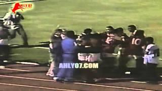 هدف الأهلي الأول مقابل 0 الزمالك طاهر أبو زيد دور الثمانية كأس مصر 28 إبريل 1989