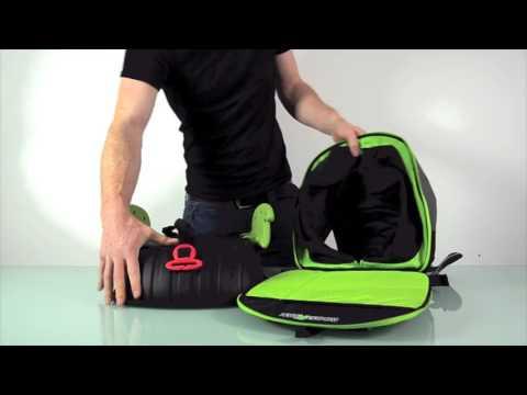 рюкзак-бустер BoostApak как постирать