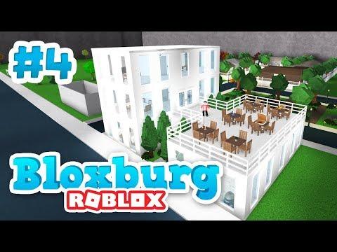 BUILDING HUGE OFFICE BLOCKS - Roblox Welcome to Bloxburg #4