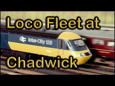 Chadwick Model Railway Loco Fleet | 97