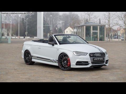 New Mtm Audi S3 Cabrio 426ps Youtube