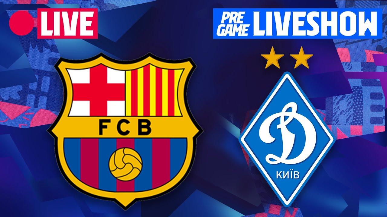 FC Barcelona Versus Dynamo Kiev Champions League: Preview ...