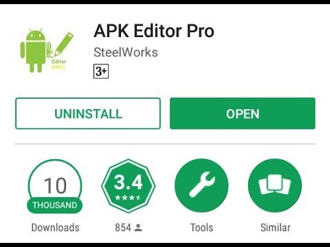 download apps apk editor pro