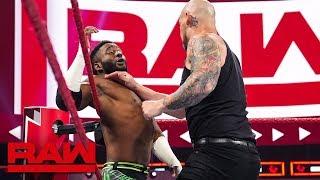 Cedric Alexander vs. Baron Corbin – King of the Ring Quarterfinal Match: Raw, Sept. 2, 2019