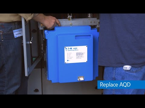Arc Quenching  Switchgear video series: Recovering from an arc flash incident. Learn more at eaton.c
