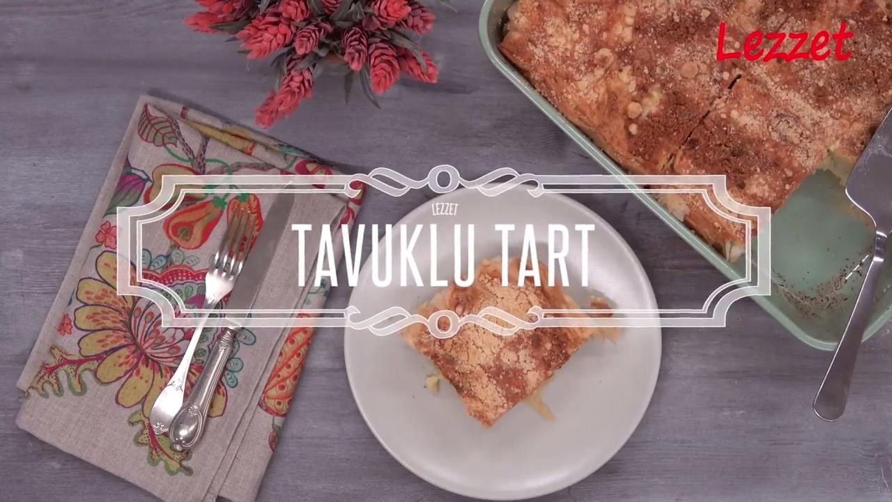 Tavuklu Tart Tarifi
