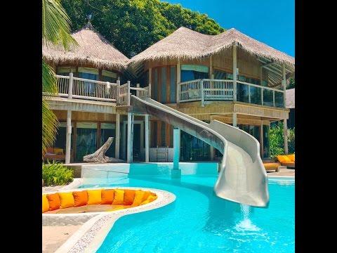View From My Maldives Villa