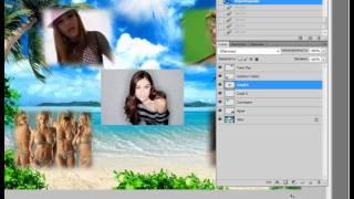 Слой маска в фотошопе видео(Подними свой уровень владения фотошопа: http://goo.gl/X0TBn9 Маска слоя в фотошопе очень часто нужна для создания..., 2013-10-20T18:11:27.000Z)