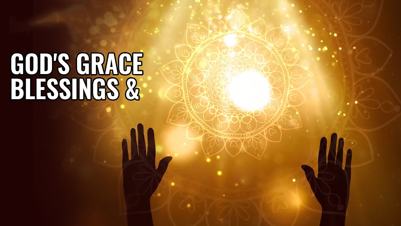 God's grace & blessings ✡ 444HZ 40HZ 4HZ ✡ Remove All Negative Energy, Binaural Beats | Miracle Tone