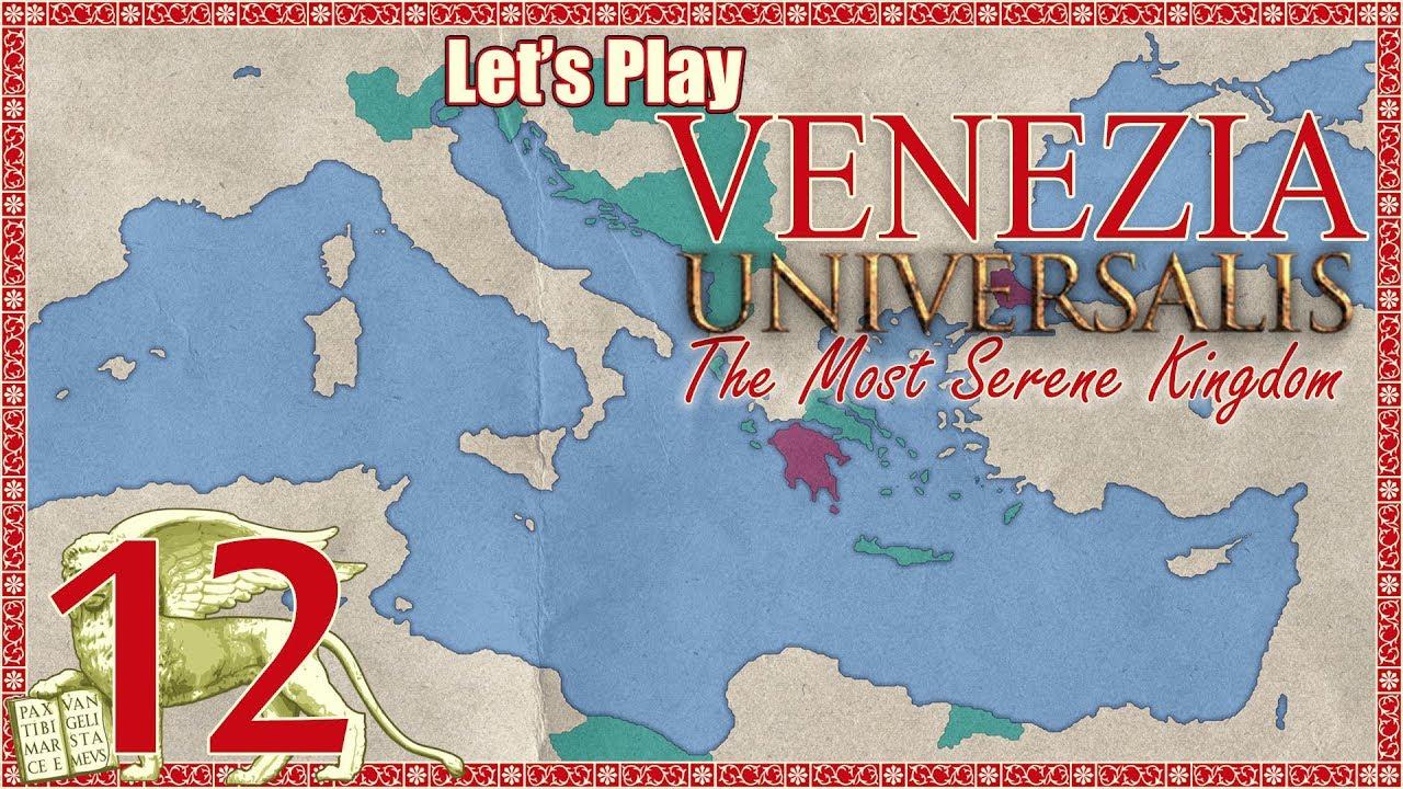 Let's Play Europa Universalis IV, Vol 4 (Venice) [E12] On Martin