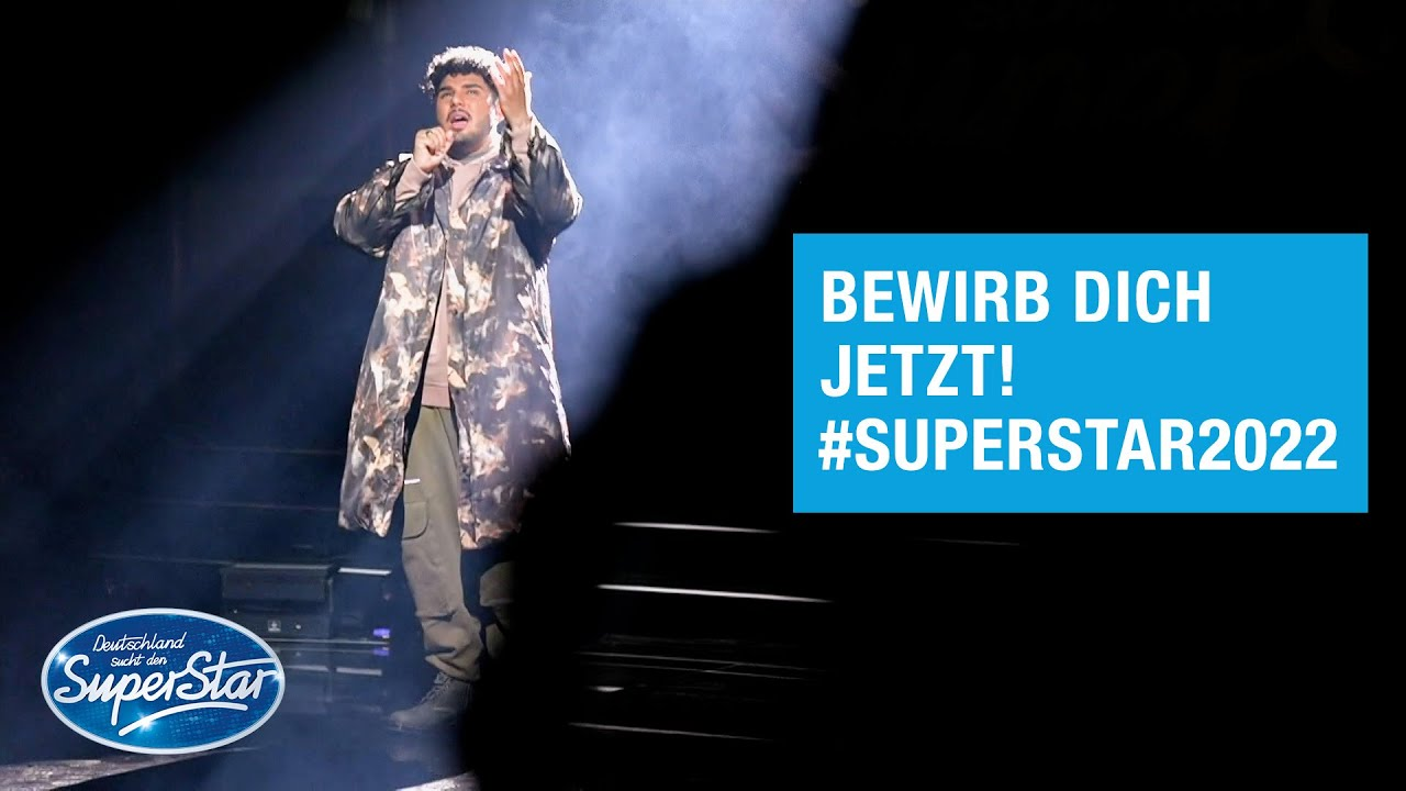 Bewirb Dich Jetzt! #Superstar2022 - Starian McCoy | DSDS 2022
