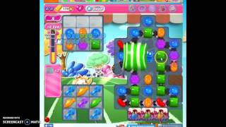 Candy Crush Level 1432 help w/audio tips, hints, tricks