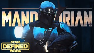 Star Wars Defined - How the Mandalorian Reinvents Star Wars