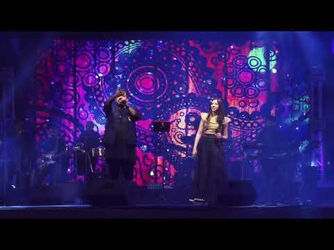 Tere Naina [Live] Chandni Chowk To China || Shankar Mahadevan & Shrinidhi Ghatate ||