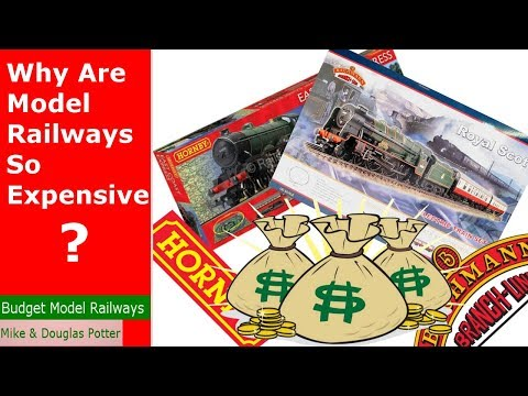 Why Are Model Railways So Expensive?