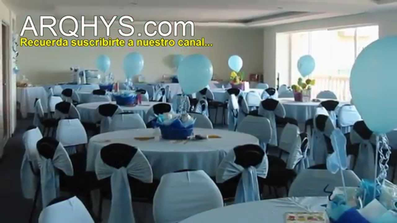 c mo decorar un baby shower ideas colores regalos y centros de