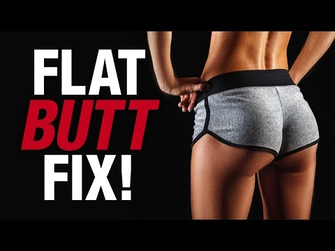 2 Moves That Seriously Lift Your Butt (KILLER BUTT WORKOUT!)