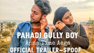 Gully Boy | Official Trailer Spoof | Ranveer Singh | Alia Bhatt