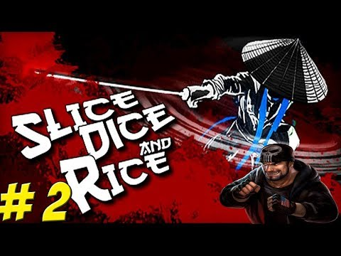 SBF Matt Comes to Play: Slice, Dice, & Rice! Part 2 - YoVideogames