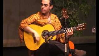 Ruben Diaz Flamenco Project (2008 Chanela by Paco de Lucia) Contemporary Flamenco Guitar