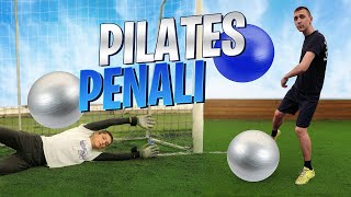 PILATES PENALTY CHALLENGE! | GLORYDAYZ