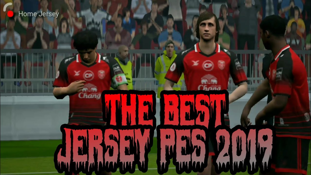 Jersey Terbaik PES 2019 Mobile (PART I) - AMF