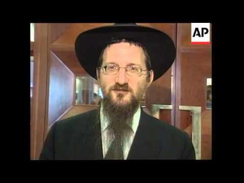 First congress of Russian speaking Jewish communities
