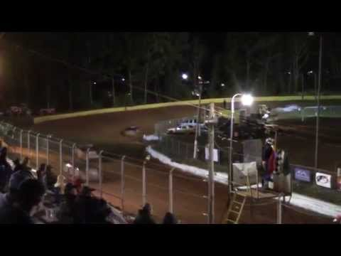 Toccoa Speedway Crate Late Model Feature 3/27/15