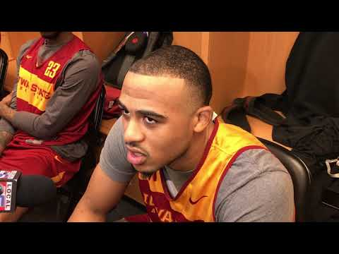 Dave Sprau - VIDEO: ISU Men's Basketball Prepares For The NCAA Tournament