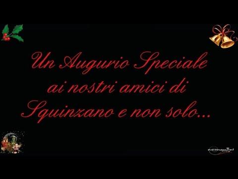 Auguri Dalle Attivita Commerciali Di Squinzano Le Youtube