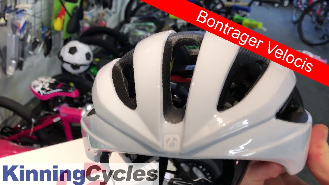 Bontrager Velocis MIPS Helmet 2018 White Preview