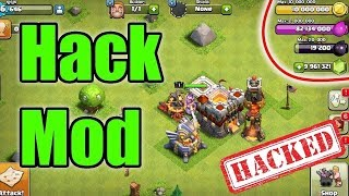 Clash of Clans:New Clans war hacked by akshansh tech