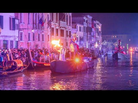 Venice Carnival 2020 Grand Opening   Venezia Autentica