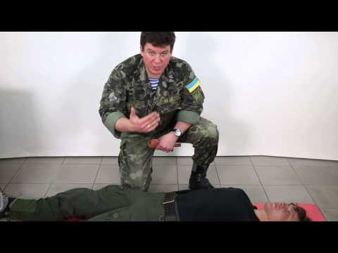 Первая помощь при ранах и кровотечениях