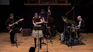 Play It Cool - Samantha Wright Quartet: Live Jazz Broadcast